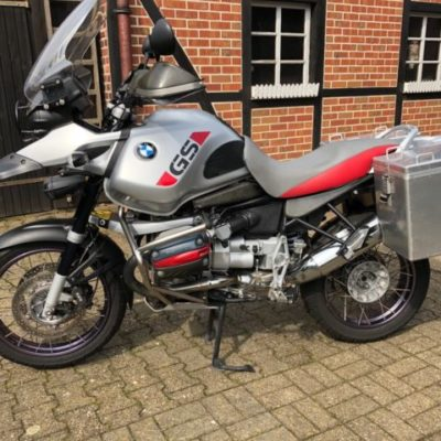 BMW R1150 GS Adventure mit ABS
